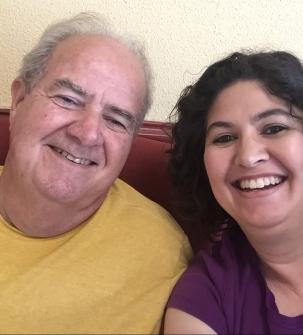Dad and Kat