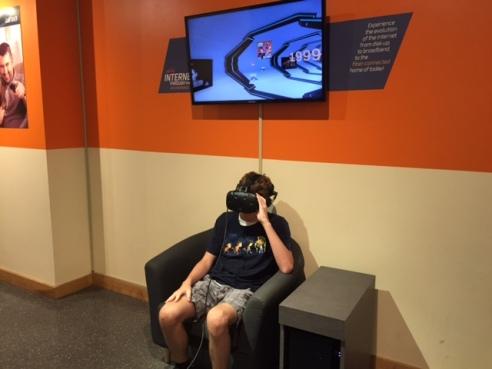 Andrew-virtual reality