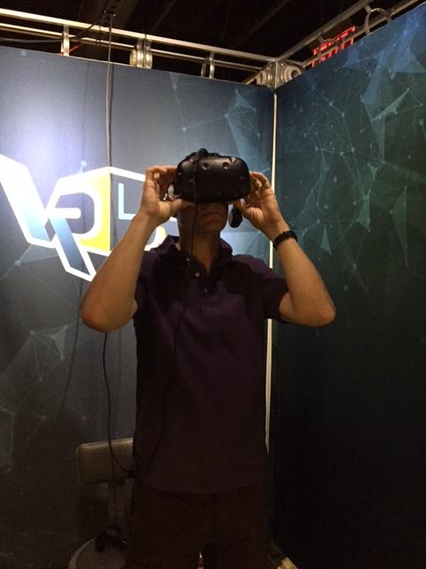 Barry-Virtual Reality