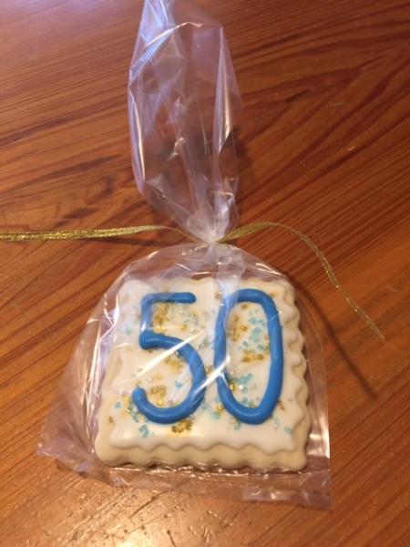 50 cookie
