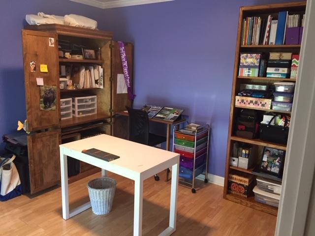 Scrapbook Room