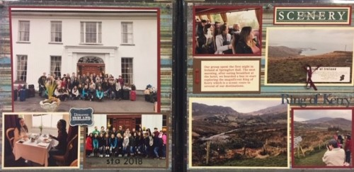 Scrapbook -Ireland