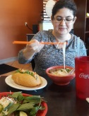 Trying Pho