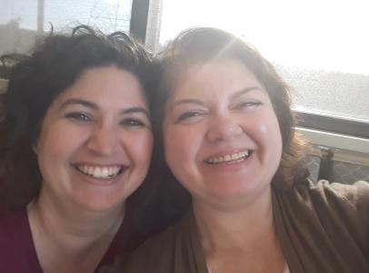 Kat & Michelle 2