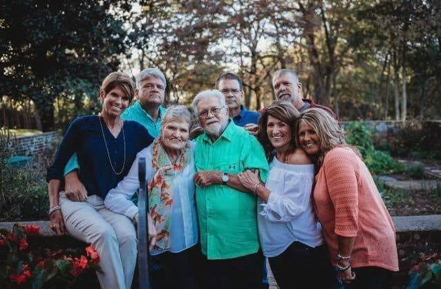 Manuel Walters Family